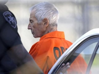 Robert Durst Indicted on Federal Gun Charge