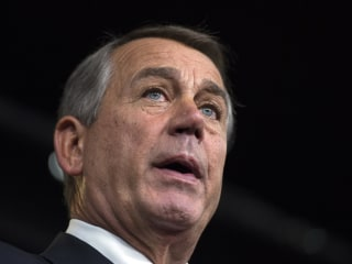 Speaker Boehner: Hillary Clinton 'Can't Sit on the Sidelines'