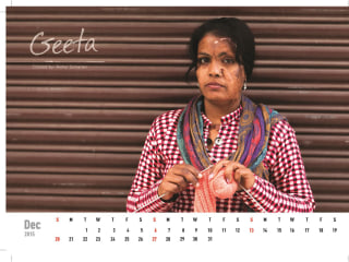 'Love and Positivity': Acid Attack Survivors Pose for Unique Calendar
