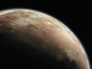 Mount Spock? New Horizons' Pluto Name List Will Please 'Star Trek' Fans