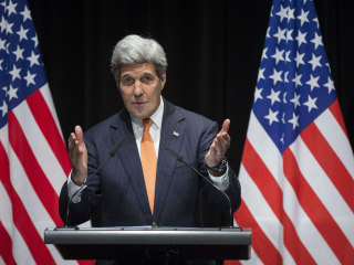 Iran Nuclear Talks: 'Stakes Are High' Despite Progress, Kerry Says