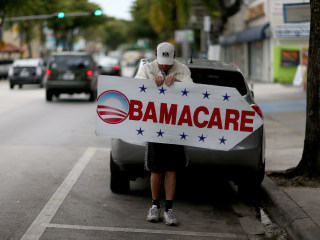 With 16 Million in Obamacare, Is the Repeal Debate Over?