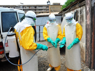 Suspected Killers of Ebola Workers in Guinea Go on Trial