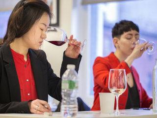 Swirl, Sip, Repeat: The Rise of the Asian-American Sommelier