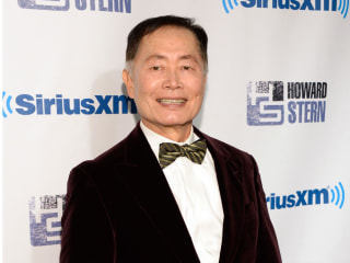 George Takei Goes from 'Star Trek' to Starring on Broadway