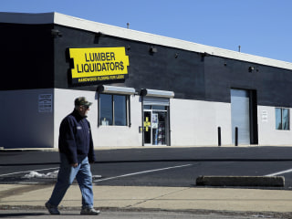 Feds Confirm Investigation Into Lumber Liquidators Flooring