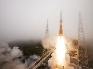 Delta Rocket Launch Gives GPS Satellite System Another Boost