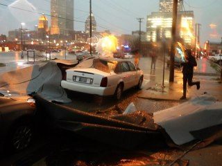 Tulsa, Oklahoma Area Ravaged by Tornadoes