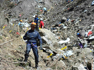 Germanwings Co-Pilot Lubitz Appears to Have Intentionally Brought Airbus Down: Officials