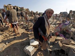 Yemen in Crisis: Saudi Bombing Seen as Effort to Thwart Iran