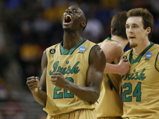 No. 3 Notre Dame Knocks Off No. 7 Wichita State to Reach Elite 8