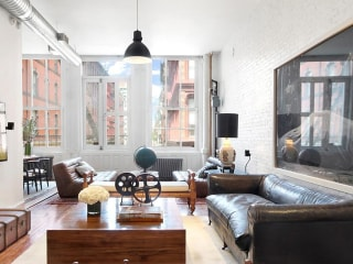 Luxe Loft! See Jonah Hill's Re-Listed Manhattan Pad