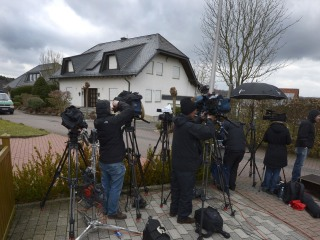 Andreas Lubitz's Family Street in Montabaur Abuzz Over Germanwings