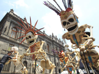 "Intrigue, Mexican Style: James Bond Movie ""Spectre"" Films In Mexico"