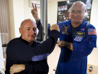 Mark Kelly: My Twin Brother Scott Just Blasted Off for a Year in Space