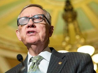 Here's What Harry Reid Thinks of the 2016 Republican Field