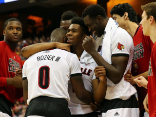 No. 4 Louisville Beats No. 8 NC State to Advance to Elite Eight