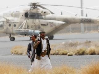 Yemen Crisis: President Hadi Calls Houthi Rebels 'Stooges of Iran'