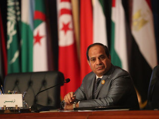 Arab League Leaders Agree to Form Joint Military Force