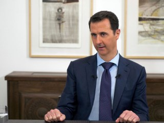 Assad Dismisses Claims Government Used Chlorine on Syrians as 'Propaganda'