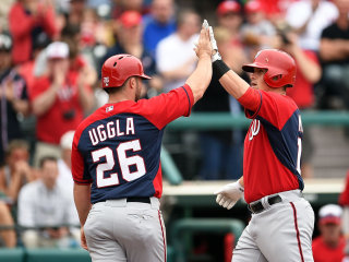 .149 Hitter Uggla on Bench Role: 'I'd Have to Say No'