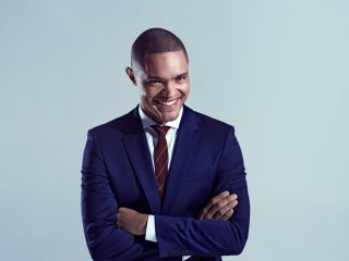 Trevor Noah Chosen as New Host of 'The Daily Show'