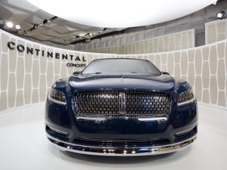 Ford Revives the Lincoln Continental, Aiming for U.S., China