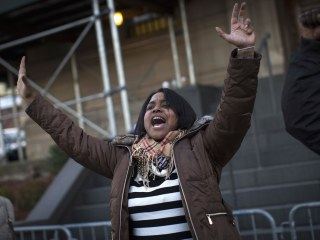 Erica Garner Will Not Stop Marching