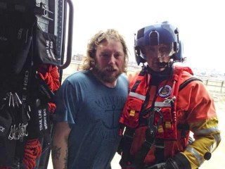 Avast! Nine Crew Members of Canadian Replica Pirate Ship Rescued by Coast Guard