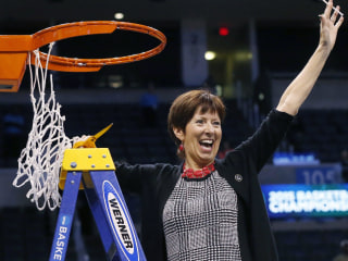 UConn, Notre Dame, South Carolina, Maryland Advance to Women's Final Four
