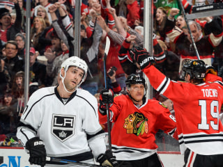 Revenge? Blackhawks Deal Blow to Kings' Playoff Hopes