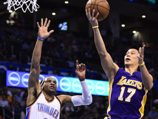 Jeremy Lin on Linsanity, the Lakers, and that Kobe Bryant Vine