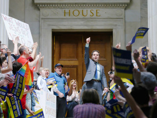 Religious Freedom Firestorm: Arkansas Considers Controversial Bill Similar to Indiana's