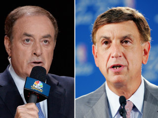 Bob Costas, Al Michaels, Marv Albert to Join Forces for First Time
