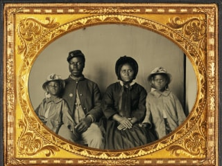 Portraits of Black Soldiers Show Forgotten Faces of Civil War