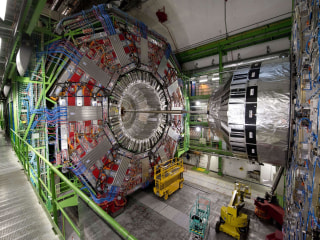 Restart of Large Hadron Collider Is Back on Track After Glitch Fixed