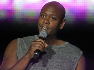 Comedian Dave Chappelle Hit by Banana Peel During Santa Fe Show, Suspect Arrested
