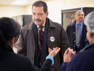 Rahm Emanuel's Rival Hopes to Build Landmark Victory with Latino Supporters
