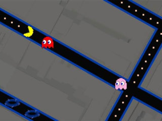 Google Maps Turns Your City Streets Into a Game of Pac-Man