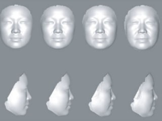 Guess Your Age? 3-D Facial Scan Beats Doctor's Exam