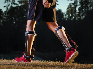 This Boot Exoskeleton Was Made for Walking Efficiently
