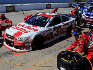 Ryan Newman's Team Penalized for Illegal Modification to Tires