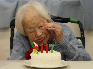 Misao Okawa, Oldest Known Person in World, Dies at 117