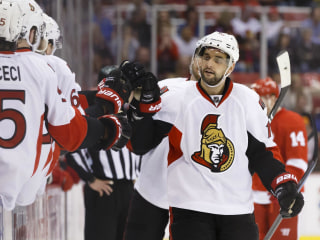 Senators Come Back for Crucial Shootout Win Over Red Wings