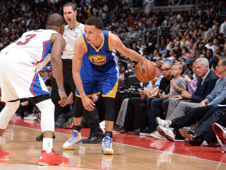 Warriors Fight Back to Edge Rival Clippers