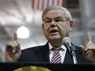 New Jersey U.S. Sen. Robert Menendez Indicted on Federal Corruption Charges