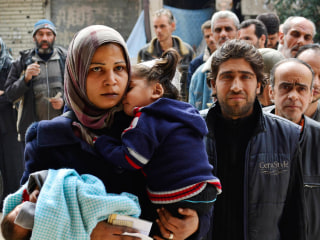 ISIS Seizes Yarmouk Refugee Camp in Damascus, Syria: Witnesses