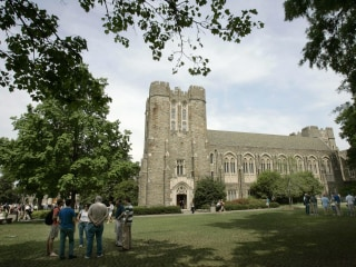 Duke University Investigates Noose Hanging From Campus Tree