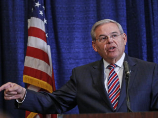 Democrat Sen. Bob Menendez Announces Opposition to Iran Nuclear Deal