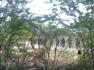 Kenya's Garissa University College Attacked by Masked Gunman